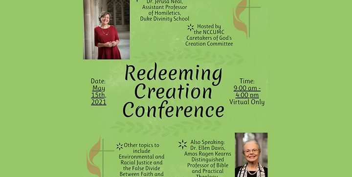 Redeeming Creation Conference